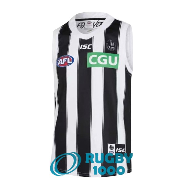 maillot AFL Guernsey collingwood edition special territoire clash guernsey 2019
