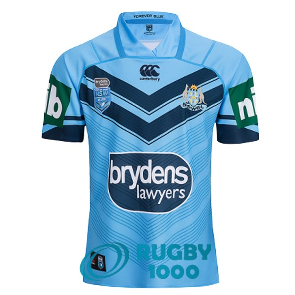 maillot rugby NSW blues domicile 2018-2019