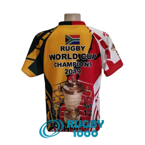 maillot rugby afrique du sud RWC champion 2019<br /><span class=