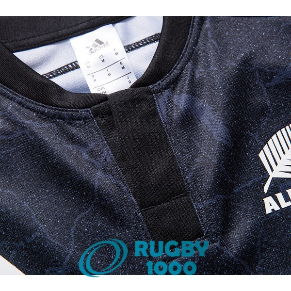 maillot rugby all blacks 7s domicile 2018