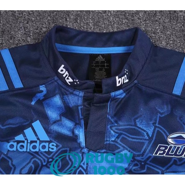 maillot rugby blues edition special territoire 2017