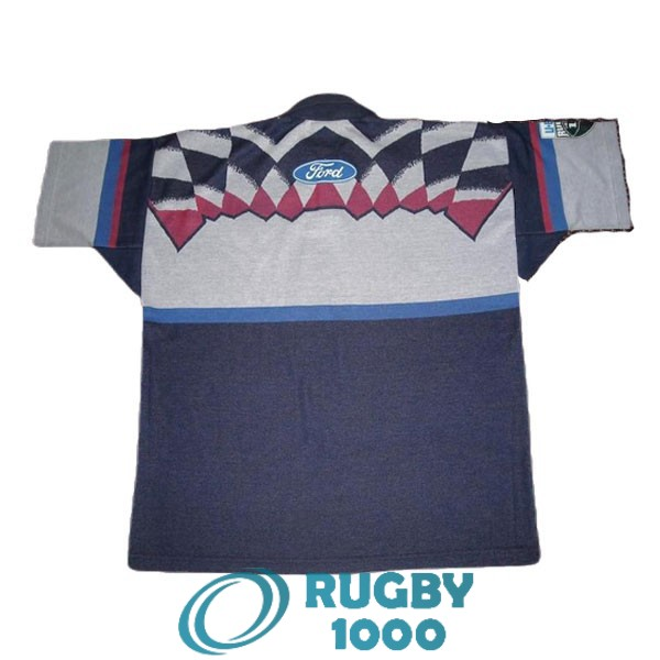 maillot rugby blues rerto 1996-1998