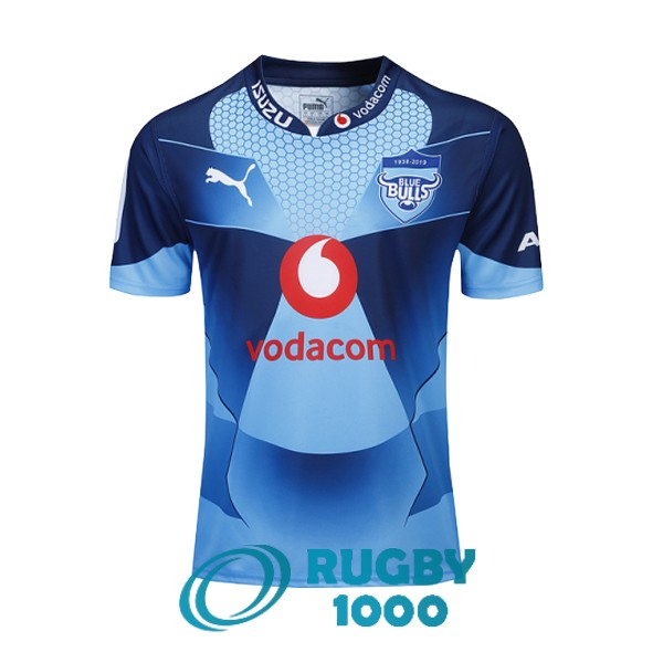 maillot rugby bulls domicile 2019