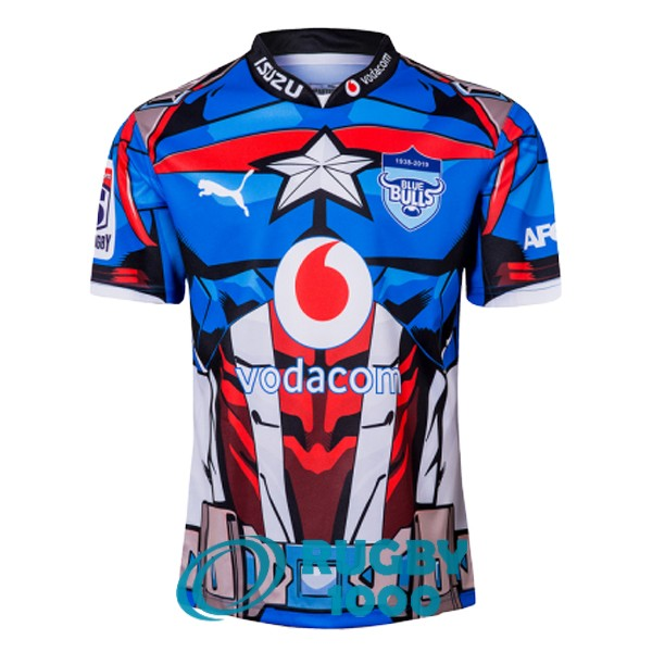 maillot rugby bulls heros 2019