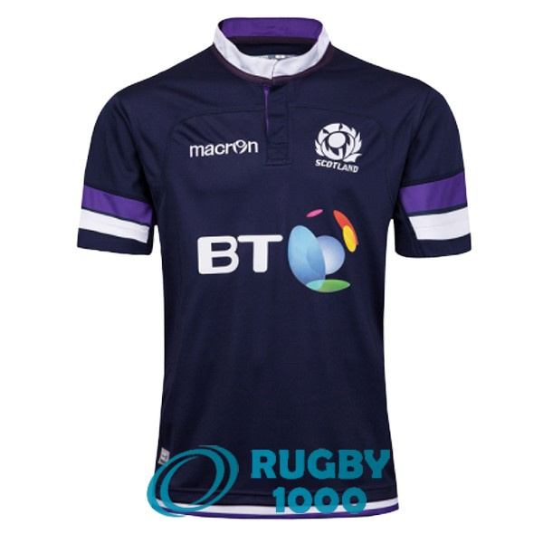 maillot rugby ecosse domicile 2017-2018