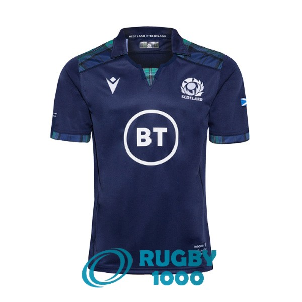 maillot rugby ecosse domicile 2019-2020