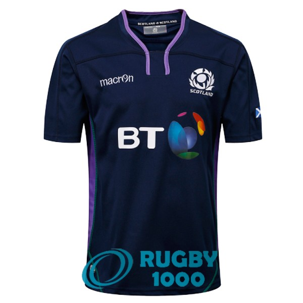 maillot rugby ecosse domicile 2019