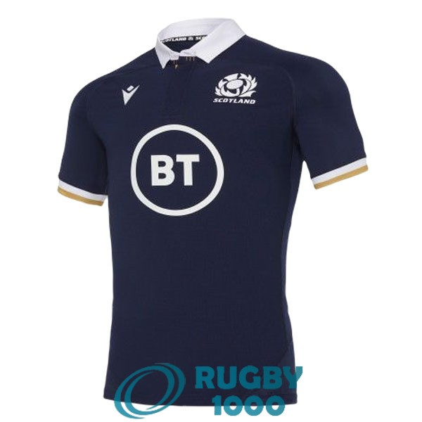 maillot rugby ecosse domicile 2020-2021