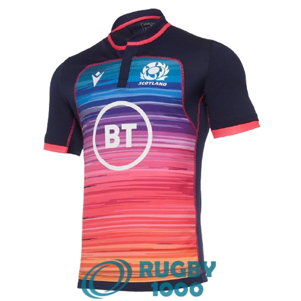 maillot rugby ecosse entrainement 2021