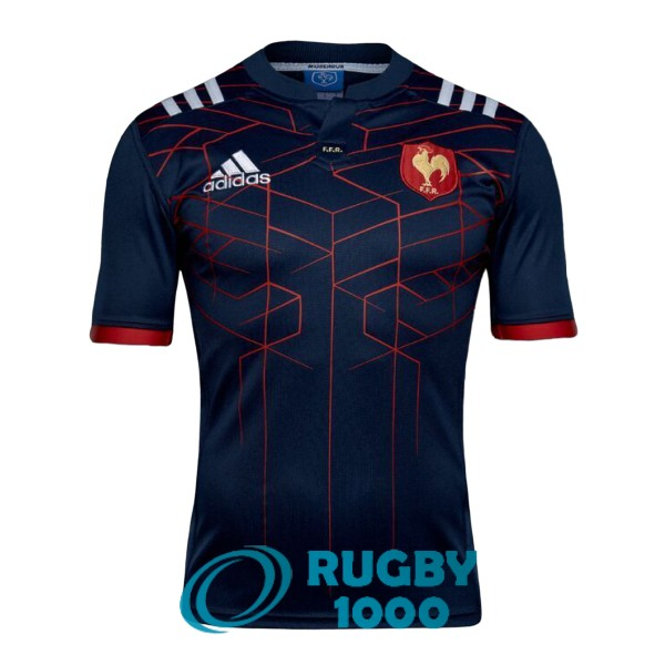 maillot rugby france domicile 2016-2017