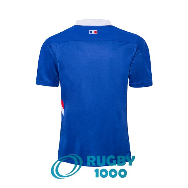 maillot rugby france domicile 2019-2020