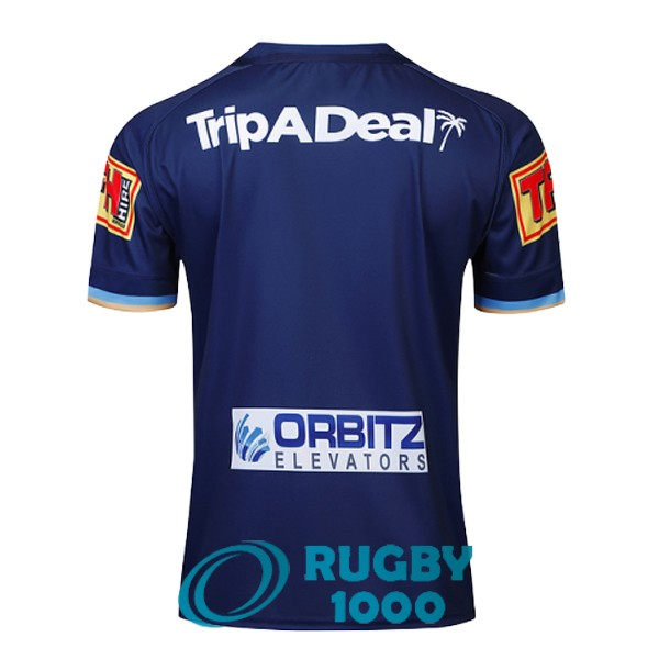 maillot rugby gold coast titans domicile 2019