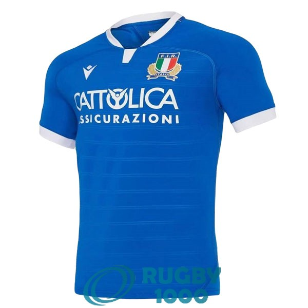 maillot rugby italie domicile 2020-2021