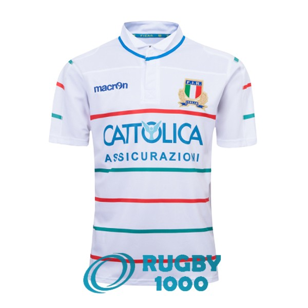 maillot rugby italie exterieur 2019-2020