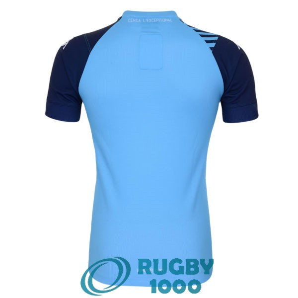 maillot rugby montpellier herault domicile 2021