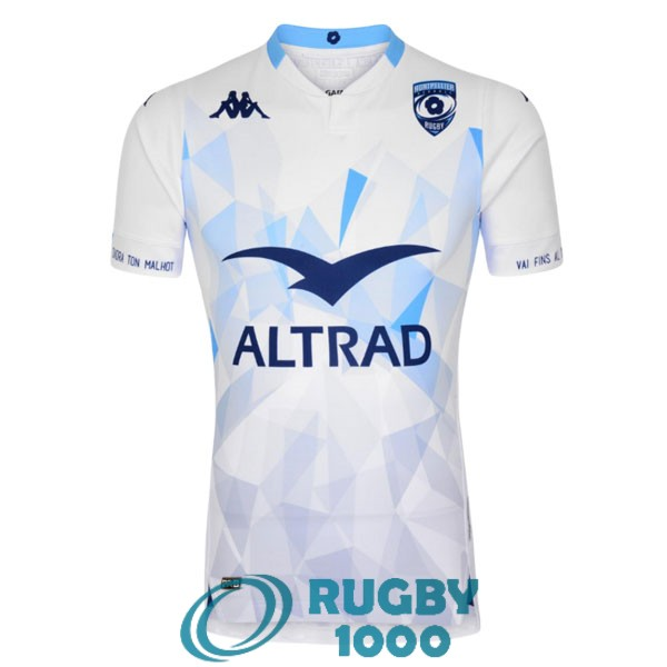 maillot rugby montpellier herault exterieur 2021