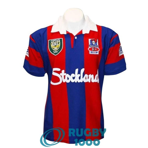 maillot rugby newcastle knights rerto 1997