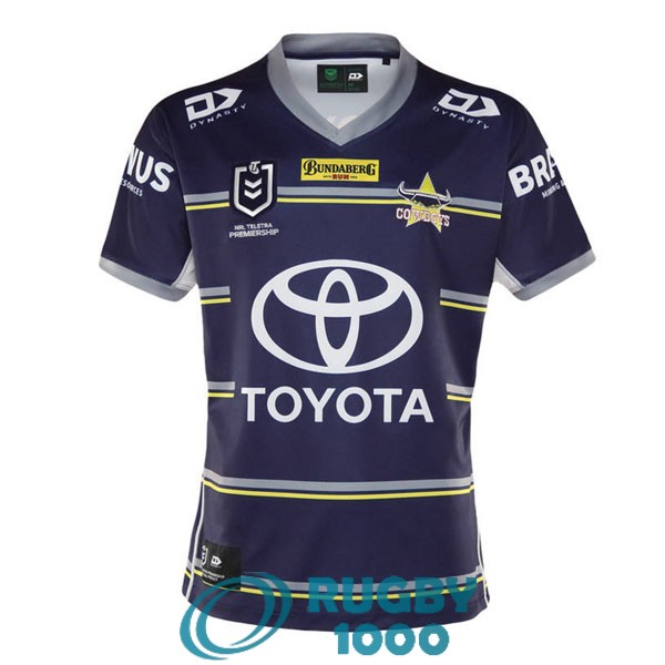maillot rugby north queensland cowboys domicile 2021