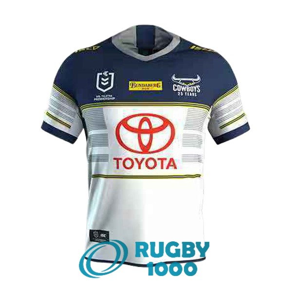 maillot rugby north queensland cowboys exterieur 2019