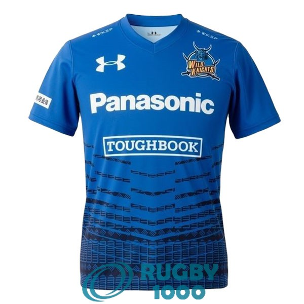 maillot rugby panasonic wild knights domicile 2020-2021