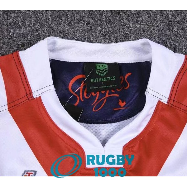 maillot rugby sydney roosters domicile 2016