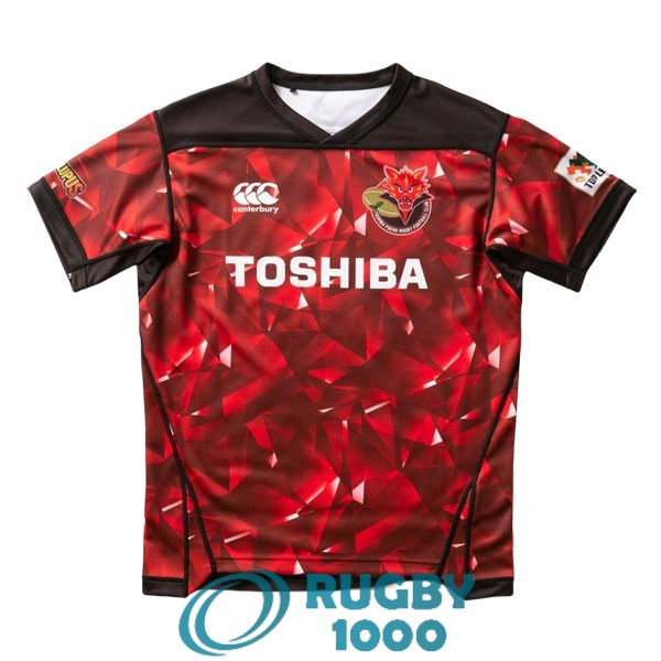 maillot rugby toshiba brave lupus domicile 2020