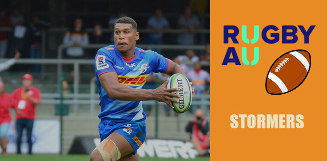 maillot stormers pas cher
